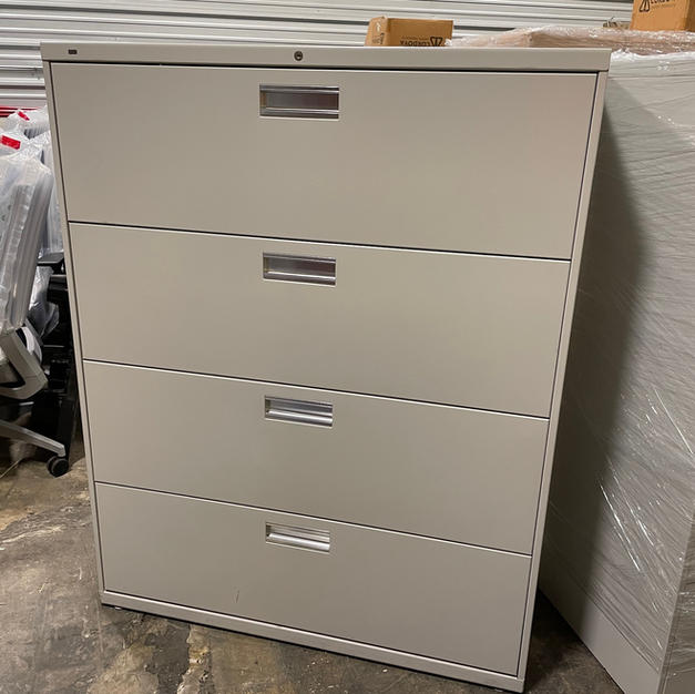 Hon Four Drawer Lateral Files