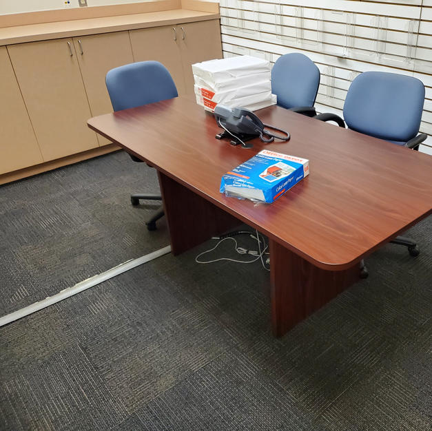 Six Ft Conference Table