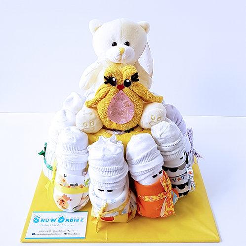 SnowBabiez Original Cake - Unisex