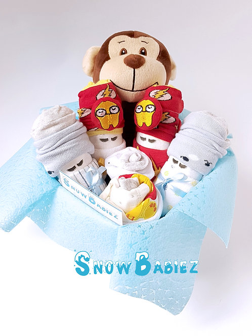SnowBabiez Cupcake Combo - Boy