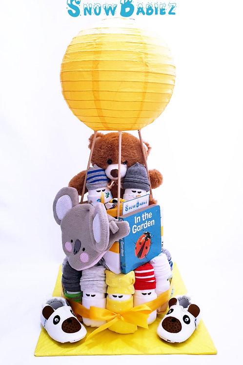 SnowBabiez Hot Air Balloon GRANDE - Unisex