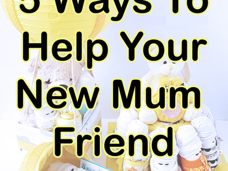 5 Things Best Friend Do For Their New-Mum Friend
