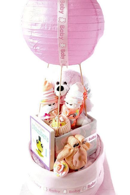 Hot Air Balloon DELUXE - Girl