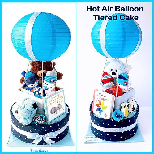 Hot Air Balloon DELUXE - Boy