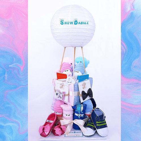 SnowBabiez Hot Air Balloon GRANDE - TWIN