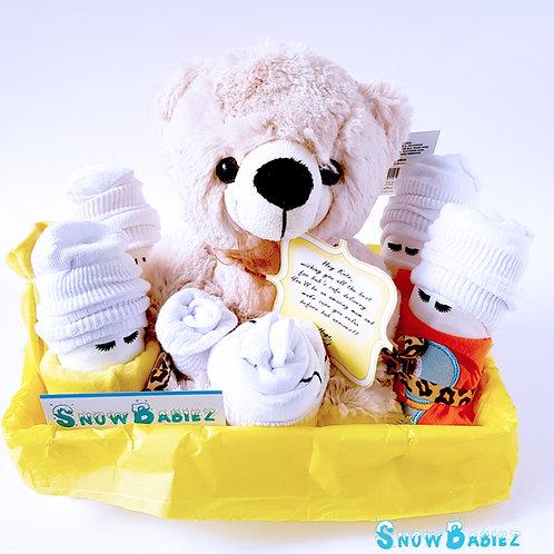 SnowBabiez Cupcake Combo - Unisex