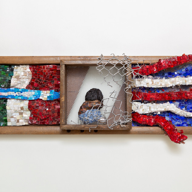 """""""Welcome To America"""" by Cindy Robin"""