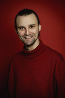 Björn Boresch Portrait 2020