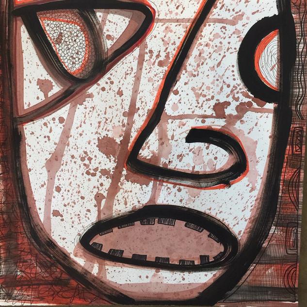 """""""Brut Man"""" by Pamela Irving"""