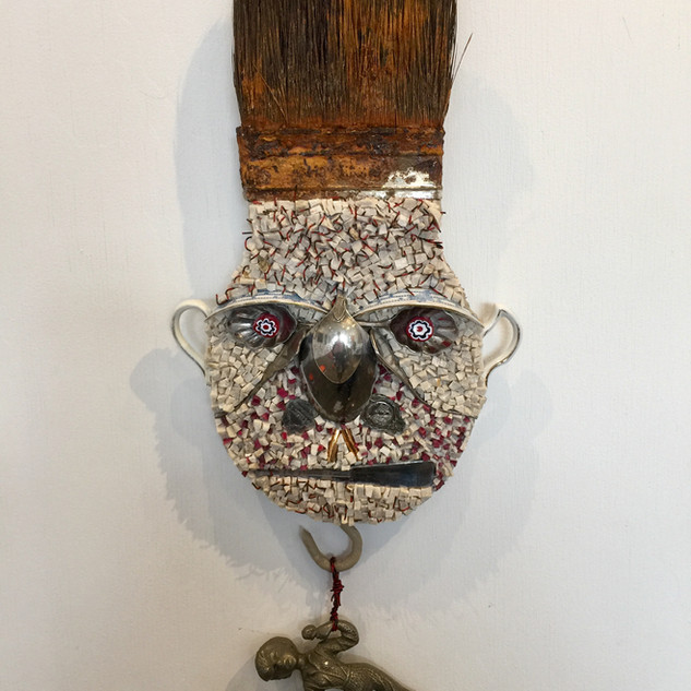 """""""Minister of Dirty Spoons"""" by Pamela Irving"""