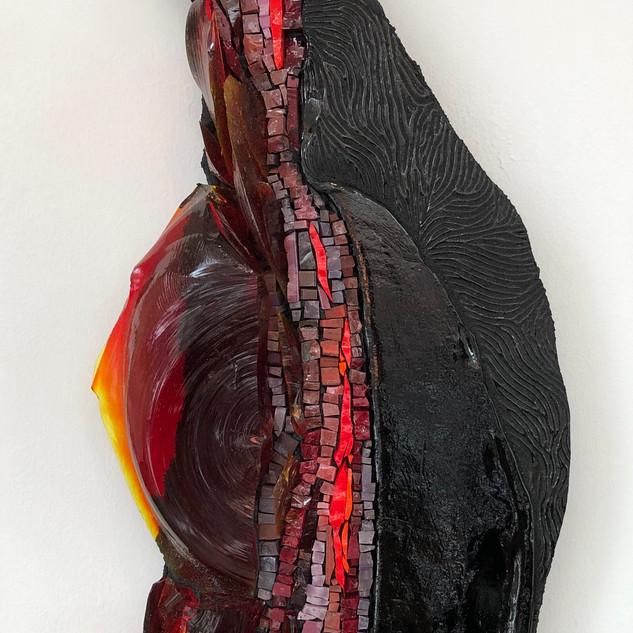 """Incandescenze II"" by Verdiano Marzi"
