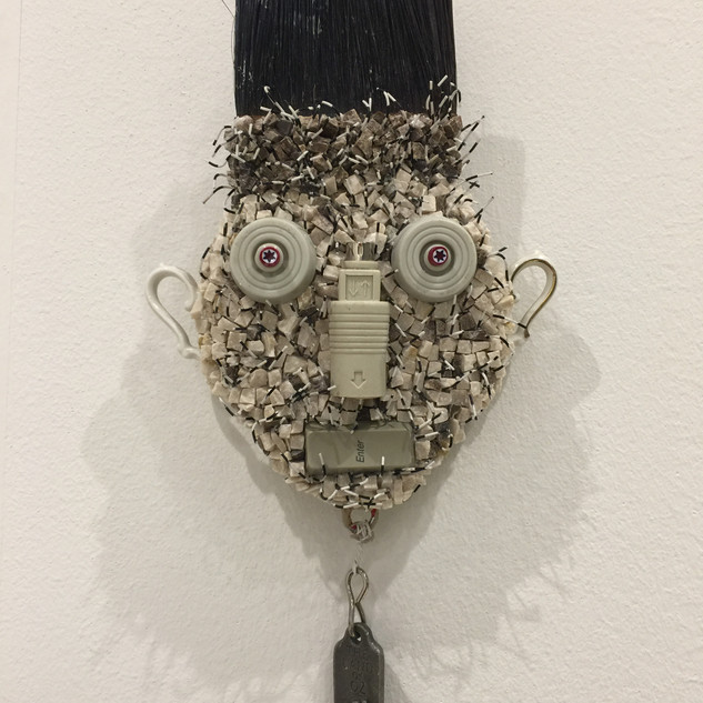 """""""Minister of Obsolete Computer Parts"""" by Pamela Irving"""