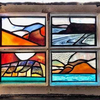 """Arctic Landscapes"" by Jamie Franklin"