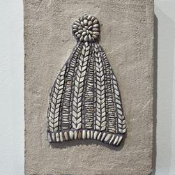 """""""A Knit Cap"""" by Yoshie Fukuhara"""