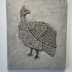 """BIRD"" by Yoshie Fukuhara"