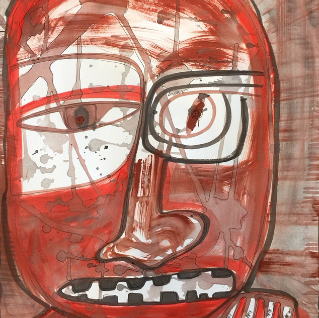 """""""Potty Mouth Man"""" by Pamela Irving"""