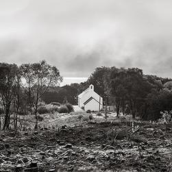 """The Village Church"" by Roddy MacInnes"