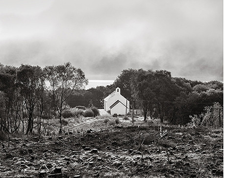 """The Village Church"" by Roddy MacInnes"