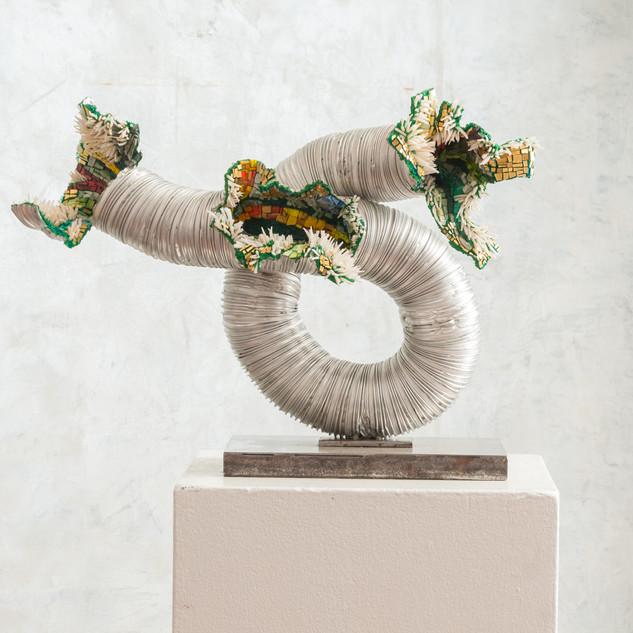"""""""Earth Knot"""" by Aida Valencia"""