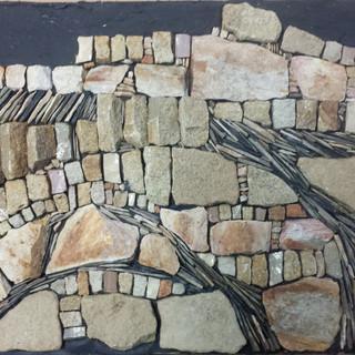 """""""Castle Rock"""" by Enid Probst"""