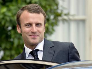 La phrase du jour, signée E. Macron
