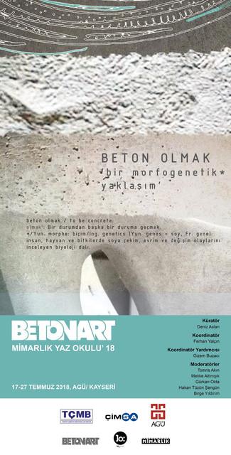 BETONART 2018