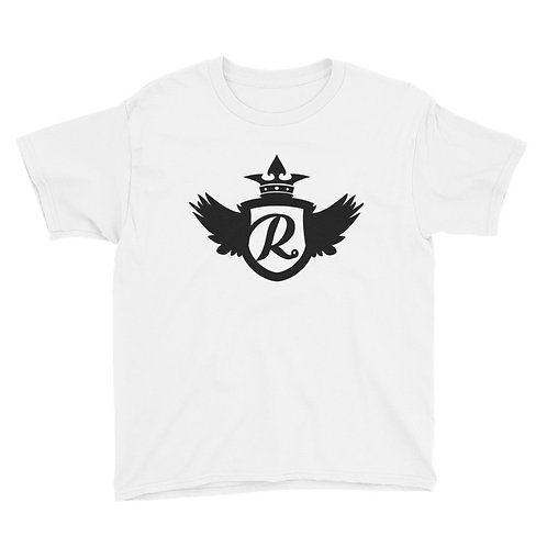 RK YOUNG WHITE T-SHIRT