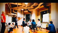 「演技と身体のワークショップ」受講生募集