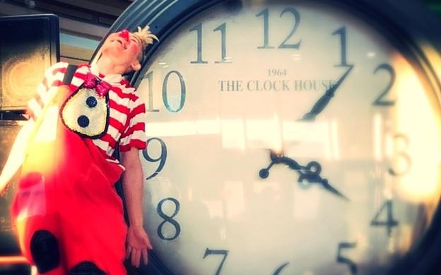 時計とピエロ.JPG