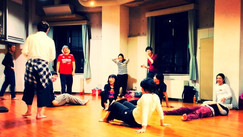 演技演技と身体のワークショップvol.2