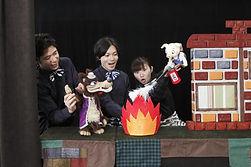 さんびきのこぶた 舞台公演 人形劇