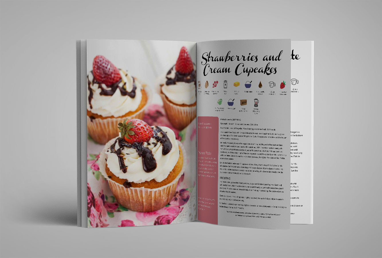 Expect Sweetness Cookbook