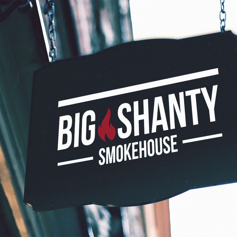 Big Shanty Smokehouse Logo