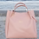 Thumbnail: The Diana Luxurious Shoulder Bag With Matching Wallet - Pastel Pink