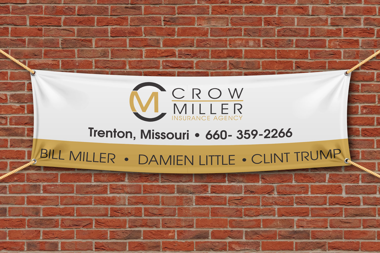Crow Miller Insurance Banner