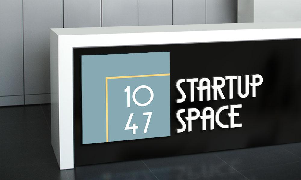 1047 Startup Space Logo