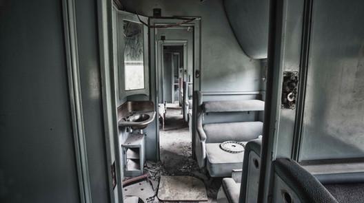 Nenana's train - Alaska