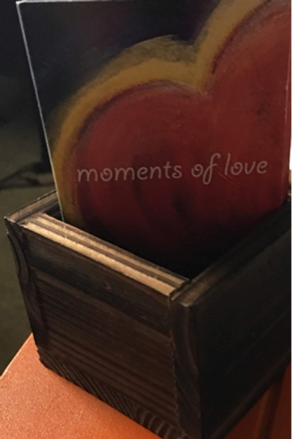 Moments of Love Cards