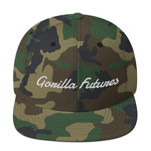 Gorilla Futures Snapback Hat