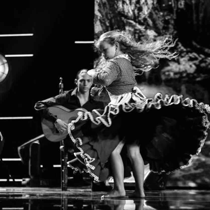 """Espectáculo de baile Victoria Amador, """"La Rubia"""""""