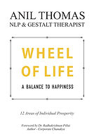 Wheel of Life Book by Anil Thomas