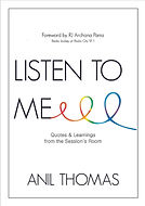 Listen To Me Book by Anil Thomas