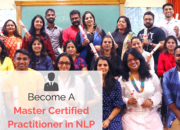 Master NLP Practitioner's Certification