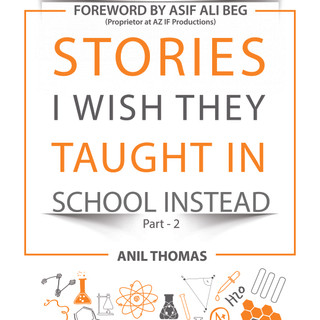 Stories I Wish They Taught in School Instead - Part 2