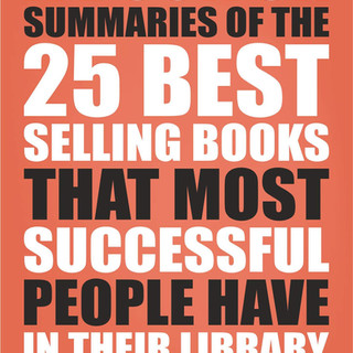 25 Best Selling Books That Most Successful People Have In Their Library