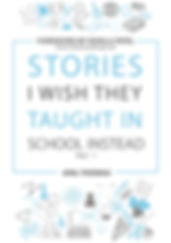 Book - Stories I wish they  taught in sc