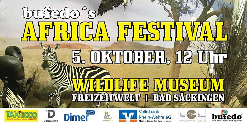 bufedo´s Africa Festival