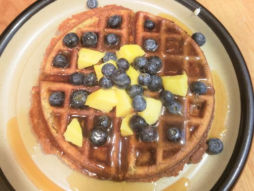 Marva's Gluten Free Vegan Waffle