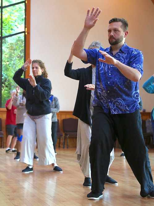 Introduction to Tai Chi, Part 3