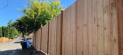 Rain City Fence Estate